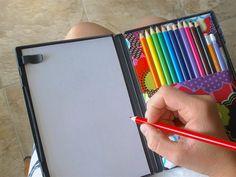 DIY+Púzdro+na+pastelky+z+DVD+obalu