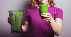 Zumo Verde con Linaza elimina hasta 15 kilos de Toxinas de su Colon
