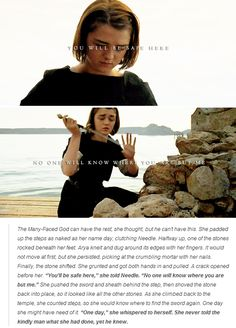 Arya and her sword Needle, given to her by her big brother Jon. Game Of Thrones Series, Got Game Of Thrones, Winter Is Here, Winter Is Coming, The North Remembers, My Sun And Stars, Fandoms, Iron Throne, Valar Morghulis