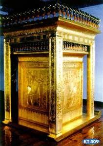 tutankhamun's tomb and treasures - Bing Images