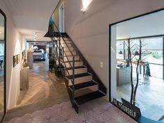 Stahl-Innovationspreis 2015 für spitzbart treppen - spitzbart treppen