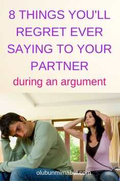 Things Never to Say to Your Partner During a Saying things about their looksYou have always loved their looks, why do suddenly have Online Dating Advice, Best Marriage Advice, Marriage Goals, Successful Marriage, Strong Marriage, Happy Marriage, Love And Marriage, Relationship Challenge, Ending A Relationship
