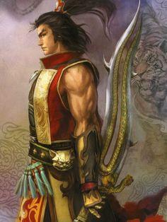 Dinasty Warriors - Sun Quan