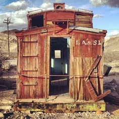 Instagram Blog | Rhyolite Ghost Town, Nevada