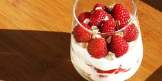 Iogurte com Frutos Vermelhos & Aveia : Receita Cooking tricks with Cristina