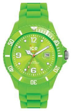 ICE Watch Ice-Forever Silicone Bracelet Watch, 43mm available at #Nordstrom