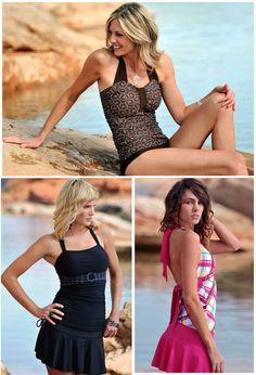 Modest Swimwear & Modest Swimsuits For Women Love, Love this swimwear.  It is so flattering and shape defining.