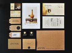 Gilt & Folly by suzanna teo, via Behance