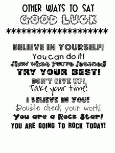 motivation testing on pinterest encouragement words of