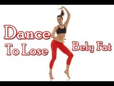 Dance Workout To Lose Weight - Belly Dance For Flat Tummy - Beginners Class - YouTube