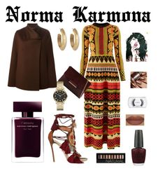 """""""Norma Karmona"""" by normacarmona on Polyvore featuring moda, Temperley London, Dsquared2, ALDO, OPI, Narciso Rodriguez, Forever 21, Derriére, MAC Cosmetics y Joseph"""