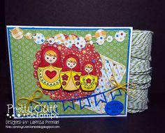 Pretty Cute Stamps Blog: March Sneak Peeks Day 1