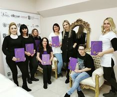 52724573ab3e7d Just completed an intensive two day master class in Ombré Eyebrows with  world renowned Master RITA