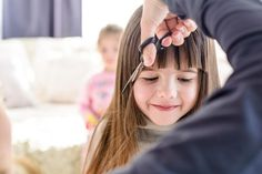 You Can Do It! How to Cut Your Kids' Hair at Home.