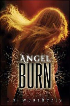 Angel Burn by Lee Weatherly