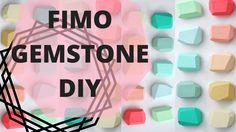 DIY || Gemme in Fimo