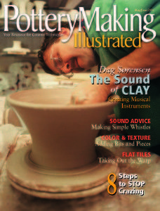 Pottery Making Illustrated May/June 2006 Issue Cover