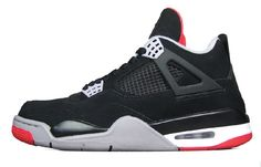 Authentic Air Jordan IV Retro Black Cement http://www.perfectsneakers.com/authentic-air-jordan-iv-retro-black-cement-p-38386.html