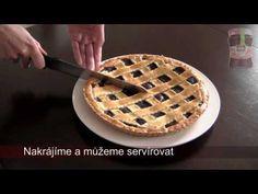 Jak udělat pravý linecký koláč s džemy Schwartau | recept | JakTak.cz