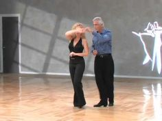 West Coast Swing Basic steps, closed basic and basic whip. This video includes all of the steps covered by Ronnie and Robin in their first three West Coast S...