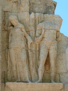 Arc de Glanum. Provence