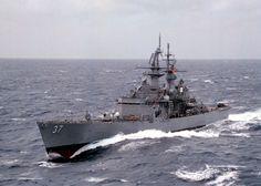 USS South Carolina (CGN-37) - California class Cruiser (USA)