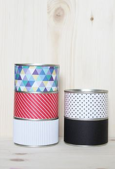 REUSE OF EMPTY CANS // PINOTTAVAT PIKKURASIAT ANANASPURKEISTA ~ NO HOME WITHOUT YOU