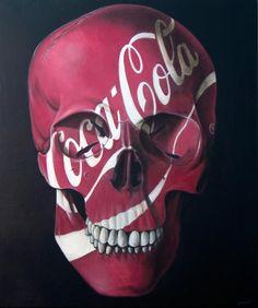 Coke skull