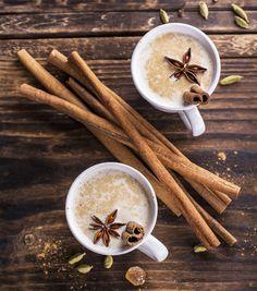 Le café indien à la cardamome et au lait