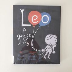 Leo A Ghost Story #readthelibrary #childrenshalloween #halloween #spookystories #read #childrensbooks #kidlit #leoaghoststory