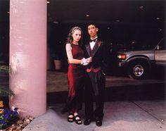 oel Sternfeld High School Prom at the Hilton, San Antonio, Texas, April 1999 from Stranger Passing Joel Sternfeld, Color Photography, Prom Dresses, Formal, Artist, San Antonio, High School, Texas, Portraits