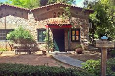 The National Garden's Children's Library. (Walking Athens, Route 06 - National Garden)