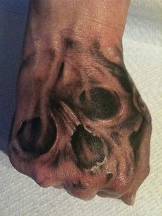Skull Hand Tattoo stae | Skull Hand Tattoo Stae www.stae.co ...