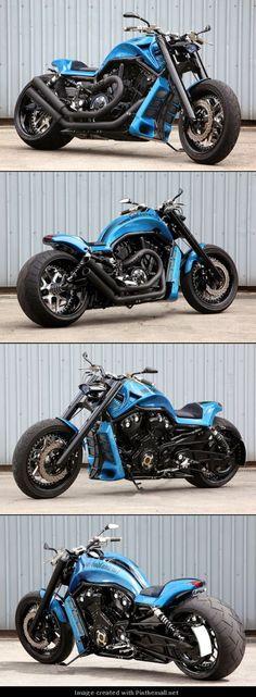 Harley VRSCAW V-Rod 2007 - www.facebook.com/GarvsMeanMachine