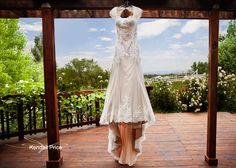 Vintage Wedding Dress | Reno Wedding Photography
