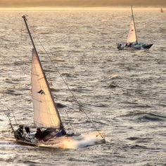 Gone Sailin', Wadden Sea