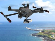 Drona Walkera Scout X4 The Scout X4 is a fully features autonomous quadcopter.  With the highly accurate sensors and GPS the Scout X4 is the ultimate solution to any filming needs.