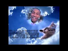 Lil B & KeKe The Adopted Based Cat