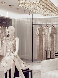 Valentino Gets A Dazzling Facelift In Paris (The Store, That Is!) +#refinery29