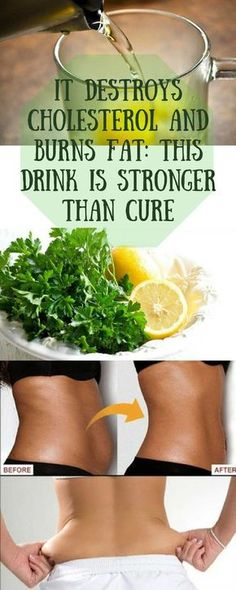 It destroys cholesterol and burns fat : this drink is stronger than cure, it is recommend even from the doctors - HEALTHY LIFE STAR Health And Beauty, Health And Wellness, Health Fitness, Fitness Facts, Oral Health, Health Care, Healthy Drinks, Healthy Tips, Healthy Nutrition