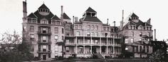 The Haunting History of the Crescent Hotel