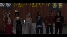Second Life: OTD; Happy New Year!