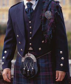 And a fine Irishman he is.Irish kilts, irish tartan, irish kilt accessories from the irish kilt company Scottish Man, Scottish Kilts, Scottish Tartans, Scottish Fashion, Scottish Dress, Kilt Wedding, Tartan Wedding, Wedding Attire, Wedding Vows