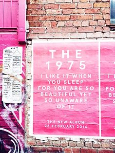 Image uploaded by Just Dream. Find images and videos about girl, grunge and alternative on We Heart It - the app to get lost in what you love. The 1975 Wallpaper, The 1975 Lyrics, Destroy What Destroys You, Like Me, My Love, When You Sleep, Just Dream, Arctic Monkeys, You Are Beautiful