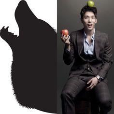 Supernatural&kpop / werewolf / changmin of 2am