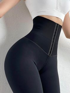 high waisted leggings women's leggings yoga pants yoga pants for women womens pants Sexy Outfits, Cool Outfits, Yoga Tops, Everyday Outfits, Fitness Goals, Women's Leggings, Black Pants, Yoga Pants, Pants For Women