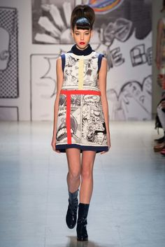 Tsumori Chisato Fall 2015 Ready-to-Wear Fashion Show
