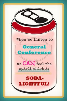 sunshine and melody: SODA CAN Conference Handout