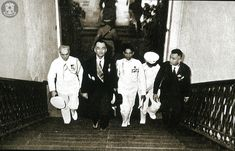 President Manuel L. Quezon climbing up the main staircase of Malacañan Palace, on the day of his inaugural Manila, Timeline, Climbing, Palace, Presidents, Pictures, Photos, Mountaineering, Palaces