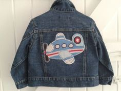 Demin    BABY BLUES ' Flying' Jacket £15.00